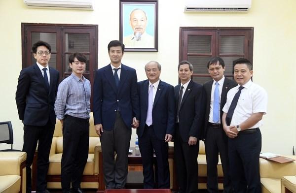 Vietnam recaba apoyo del Consejo Olimpico Asiatico para crear mejores condiciones a deportistas hinh anh 1