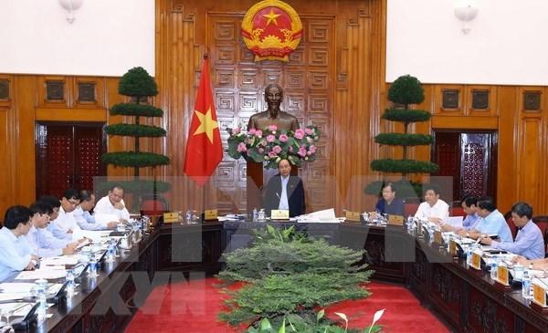 Ignorancia en proyectos contra desastres naturales es crimen, sostiene Premier de Vietnam hinh anh 1