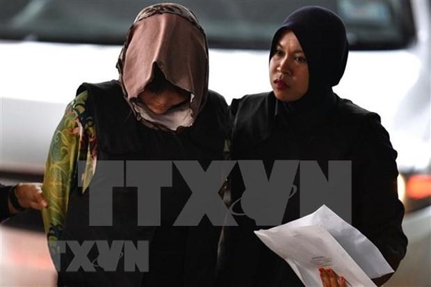 Corte de Malasia retrasa juicio a sospechosa vietnamita en asesinato de norcoreano hinh anh 1