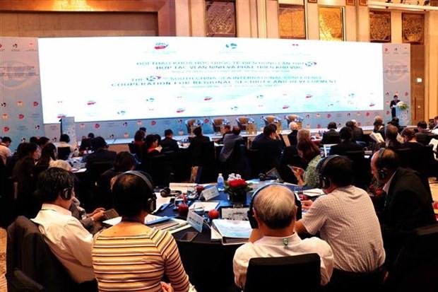 Inauguran en Vietnam decimo seminario internacional sobre Mar del Este hinh anh 1