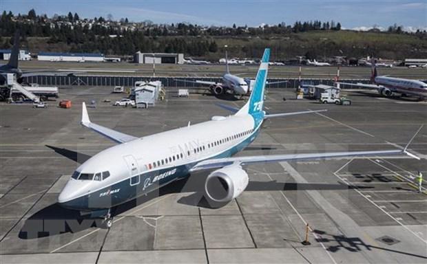 Boeing anuncio alerta especial sobre el sistema sensor tras accidente de Lion Air hinh anh 1