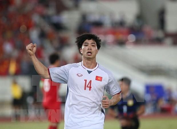Vietnam derrota 3-0 a Laos en su primer partido de Copa AFF Suzuki hinh anh 1