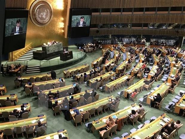 Vietnam saluda la resolucion de ONU contra el embargo a Cuba hinh anh 1