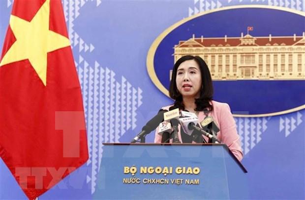 Operacion de observatorios de China en Truong Sa viola soberania de Vietnam hinh anh 1