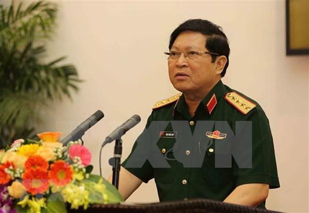 Vietnam y Australia firman Declaracion de vision comun para impulsar cooperacion en defensa hinh anh 1