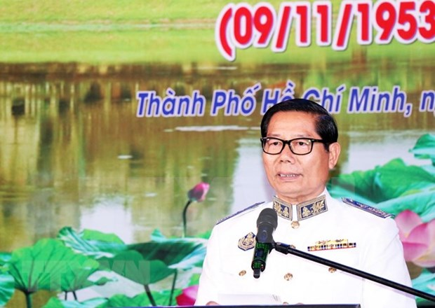 Ciudad Ho Chi Minh celebra aniversario 65 del Dia de la Independencia de Camboya hinh anh 1