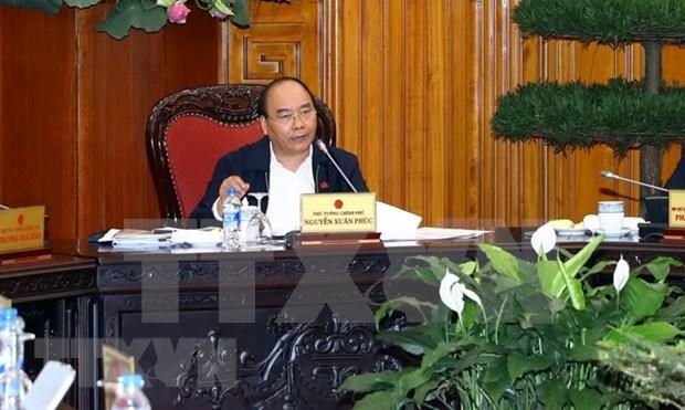 Comite Permanente del Gobierno de Vietnam discute proyectos BOT hinh anh 1