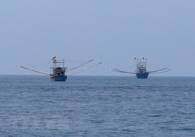 Vietnam y China refuerzan cooperacion para el desarrollo conjunto en el mar hinh anh 1