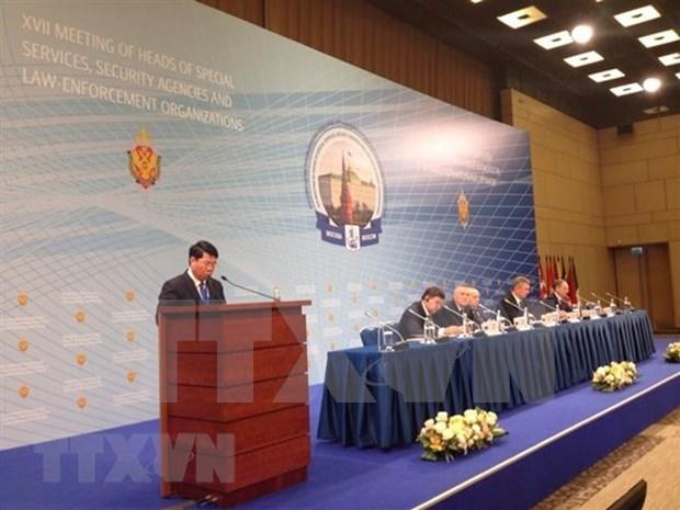 Vietnam insta a mayor cooperacion internacional para reforzar lucha contra delincuencia informatica hinh anh 1