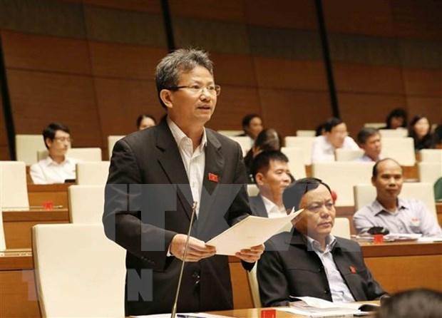 Parlamento de Vietnam aprueba prevision presupuestaria para 2019 hinh anh 1