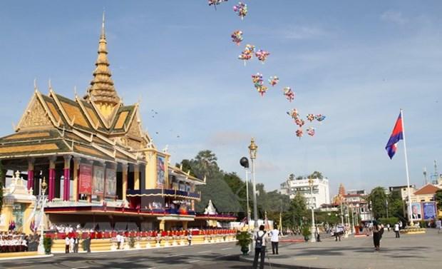 Camboya celebra el 65 aniversario de su Dia Nacional hinh anh 1