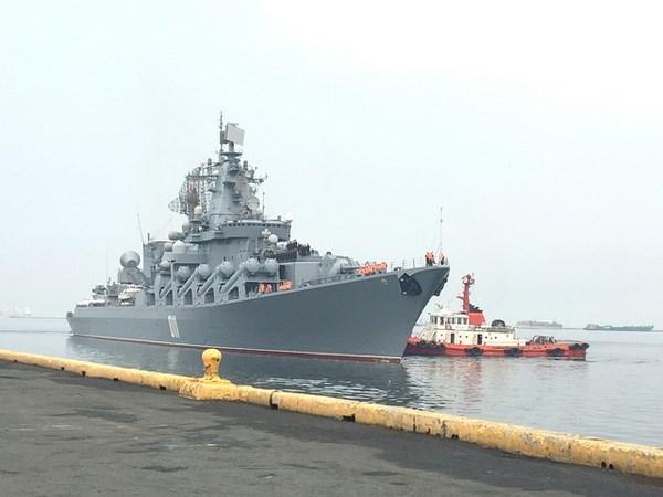 Filipinas y Rusia finalizan plan de cooperacion en defensa para 2019 hinh anh 1