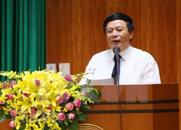 Consejo Teorico del Partido Comunista de Vietnam celebra su octava reunion hinh anh 1
