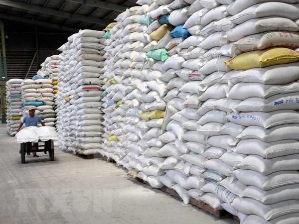 Myanmar obtiene mas de 435 millones de dolares por las ventas de arroz hinh anh 1