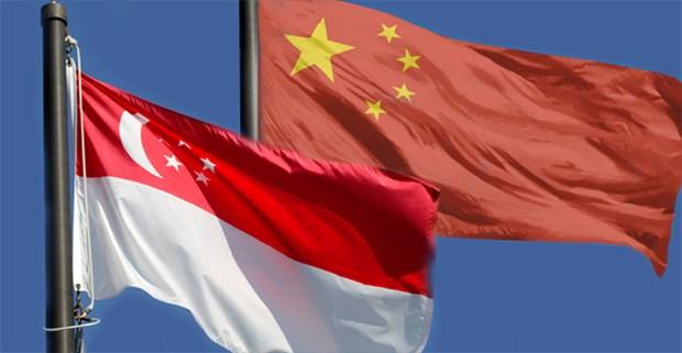 China y Singapur amplian oportunidades de cooperacion economica hinh anh 1
