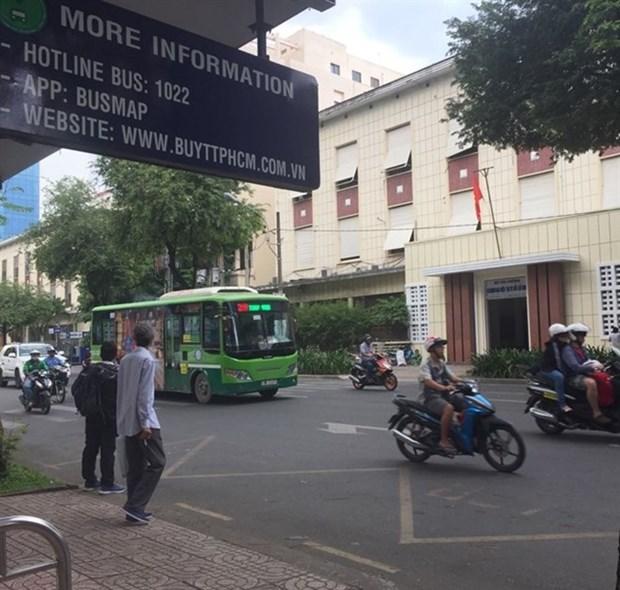 Ciudad Ho Chi Minh utilizara tarjeta unica para todos los tipos de transporte hinh anh 1