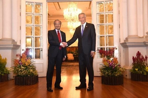 Malasia aspira a construir asociacion competitiva por desarrollo mutuo con Singapur hinh anh 1