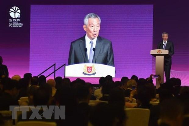 Paises de ASEAN aceleran preparacion para la Cumbre regional hinh anh 1