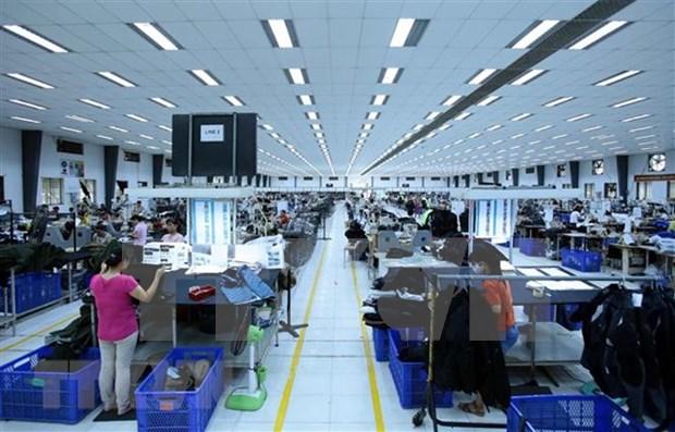 CPTPP acelerara desarrollo de industria de confecciones textiles y calzado de Vietnam hinh anh 1