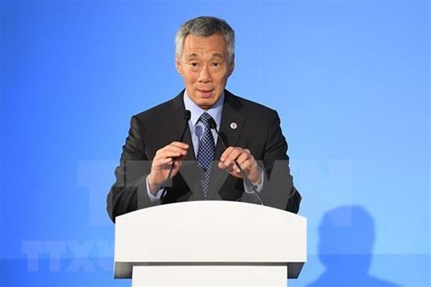 Premier de Singapur propone convocar elecciones generales anticipadas hinh anh 1