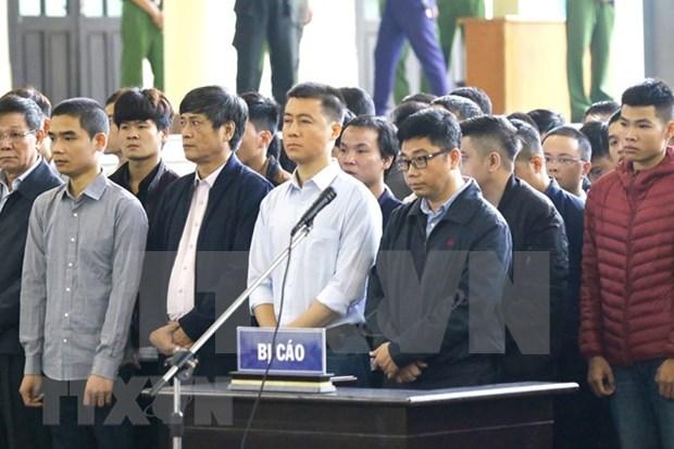 Inician juicio de primera instancia del caso de juegos de apuestas en Vietnam hinh anh 1