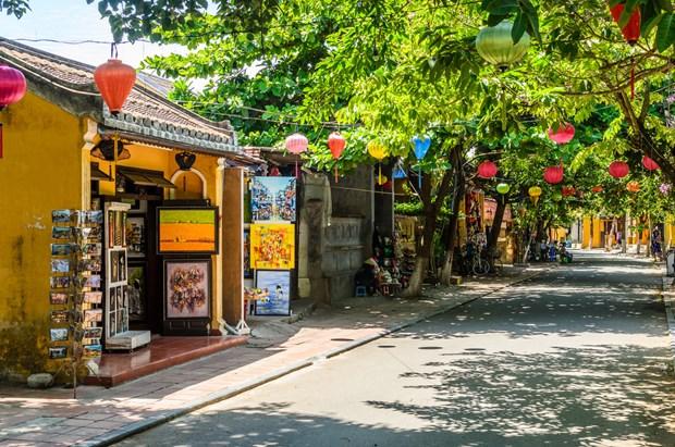 Espacio cultural Vietnam-Japon, destino turistico atractivo en Hoi An hinh anh 1