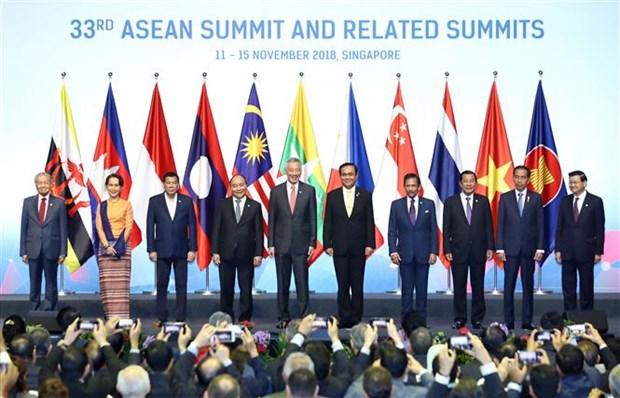 Premier de Vietnam llama a ASEAN a incrementar cooperacion y dialogo hinh anh 1