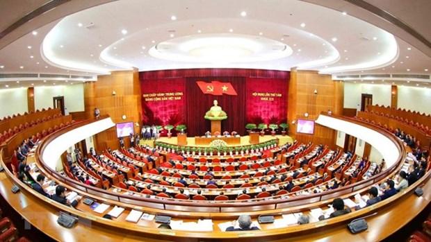 Militantes partidistas de Vietnam prometen fidelidad a la Patria y el pueblo hinh anh 1
