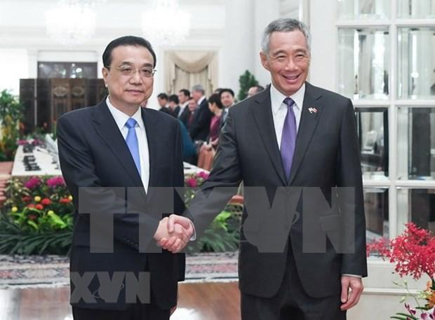 China aspira a concluir negociaciones con ASEAN sobre COC hinh anh 1
