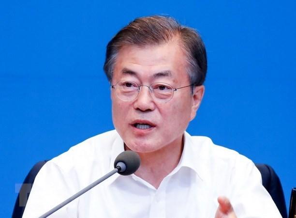 Corea del Sur reafirma voluntad de fomentar cooperacion con ASEAN hinh anh 1