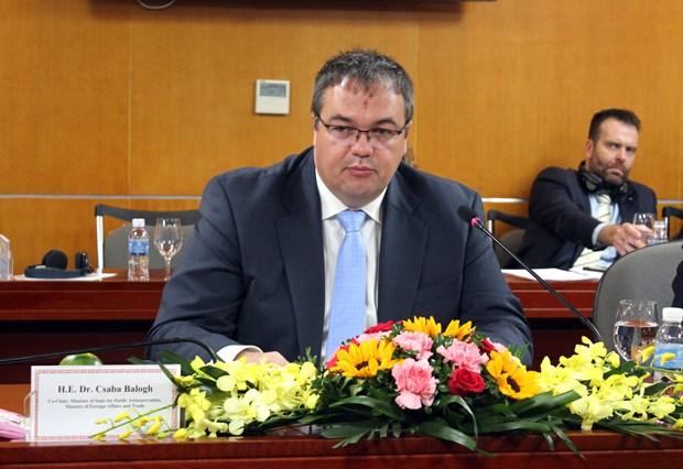 Ciudad vietnamita de Can Tho y Hungria buscan explotar potencialidades de cooperacion hinh anh 1