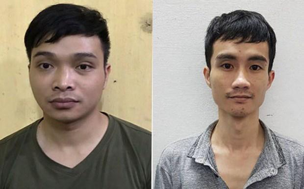 Vietnam arresta a dos sujetos por utilizar tecnologia para apropiarse de bienes hinh anh 1