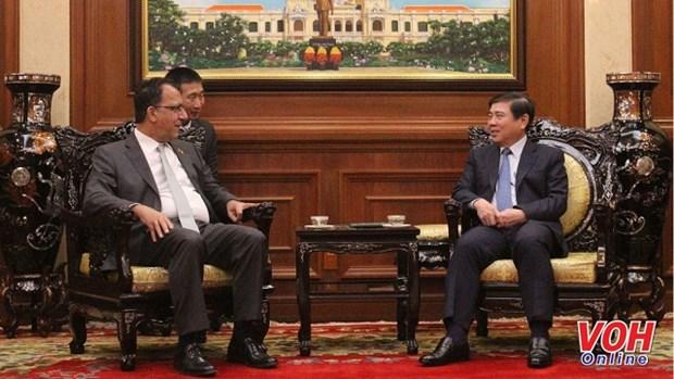 Se refuerzan lazos entre Chile y Ciudad Ho Chi Minh hinh anh 1