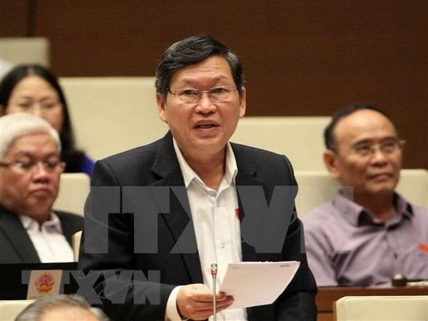 Parlamento de Vietnam analiza soluciones de reclamaciones y denuncias hinh anh 1