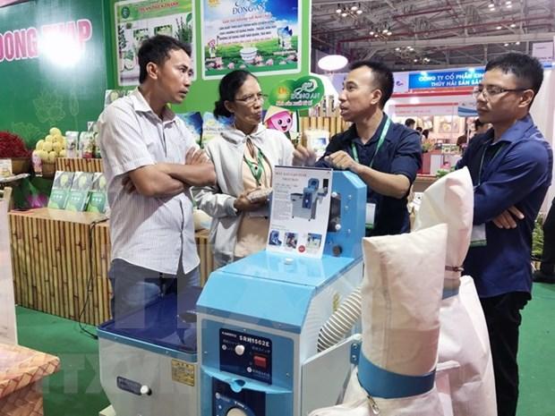 Inauguran Exposicion de Industria Alimentaria Vietnam 2018 hinh anh 1