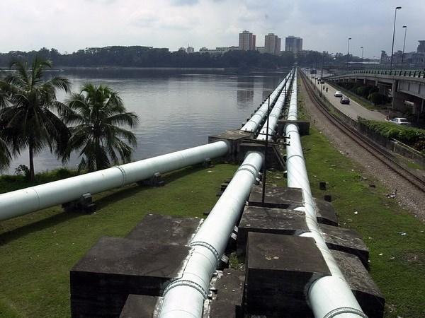 Malasia y Singapur dispuestos a negociar sobre asuntos referentes a recursos hidricos hinh anh 1
