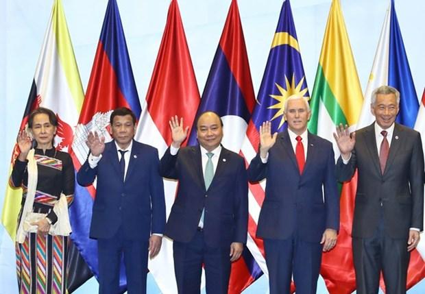 Vietnam aboga por mayores nexos economicos ASEAN- Estados Unidos hinh anh 1