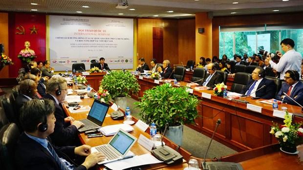 Vietnam y paises de Africa y Medio Oriente robustecen cooperacion hinh anh 1