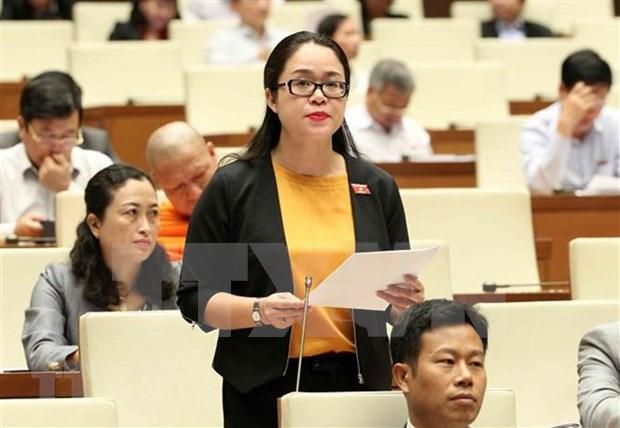Legisladores vietnamitas instan a mejorar la calidad de la educacion hinh anh 1