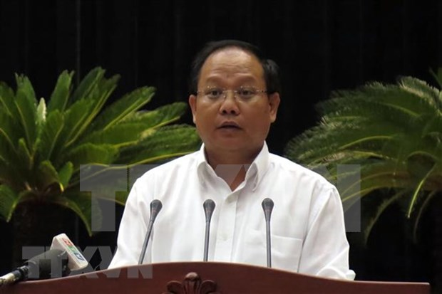 Partido Comunista de Vietnam aplica medidas disciplinarias contra funcionarios por violaciones hinh anh 1