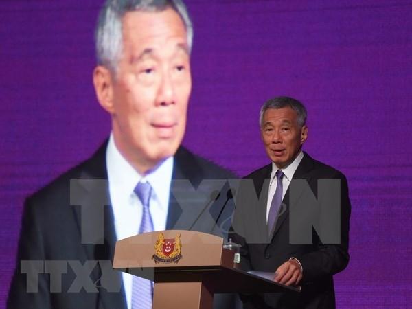 Negociacion prolongada podria afectar credibilidad del RCEP, advierte Premier de Singapur hinh anh 1