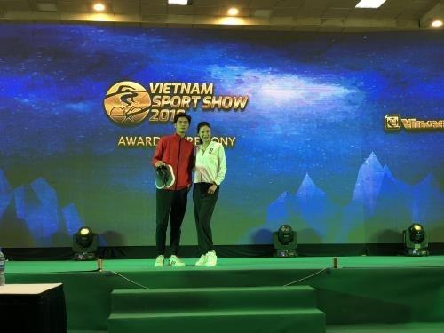 Vietnam Sport Show abre sus puertas en Hanoi hinh anh 1