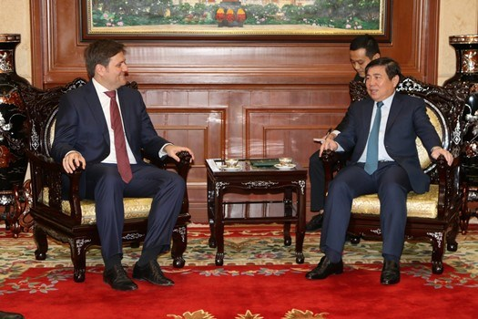 Vietnam y Polonia disponen de potencialidades para fomentar nexos bilaterales hinh anh 1