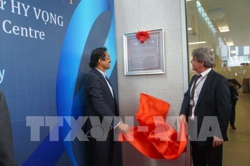 En operacion nuevo centro oncologico en Ciudad Ho Chi Minh hinh anh 1