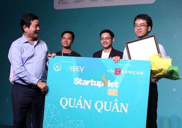 Honran a mejores ideas de emprendimiento en Vietnam hinh anh 1
