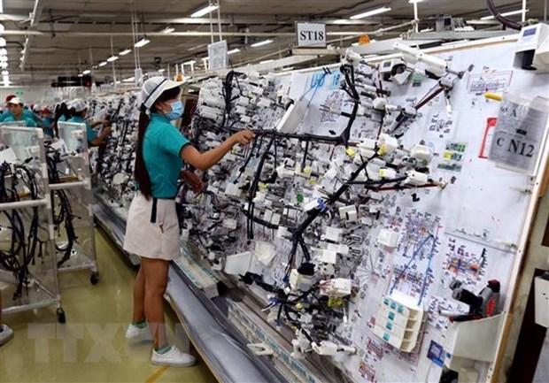 Industria auxiliar de Vietnam se considera sector atractivo para inversionistas extranjeros hinh anh 1