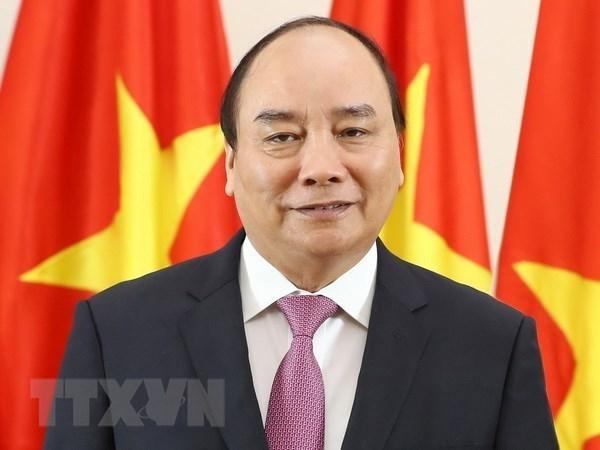 Premier vietnamita parte hacia Papua Nueva Guinea para la Cumbre de APEC hinh anh 1