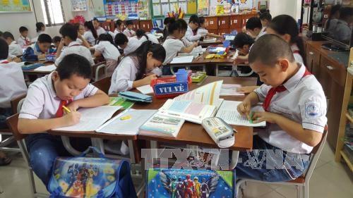 Provincia vietnamita de Phu Tho presta mas atencion a las escuelas de nivel nacional hinh anh 1