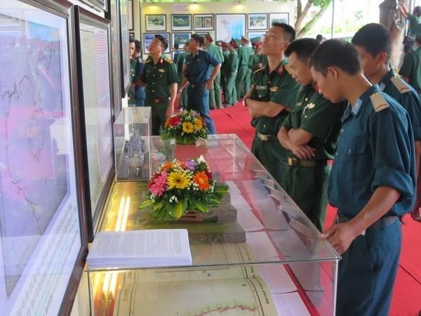 Exposicion confirma soberania vietnamita sobre archipielagos en Mar del Este hinh anh 1