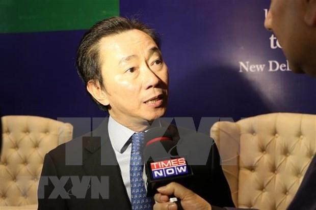 Embajador vietnamita optimista sobre perspectivas de colaboracion con la India hinh anh 1